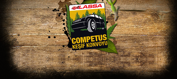 lassa Competus Keşif Konvoyu