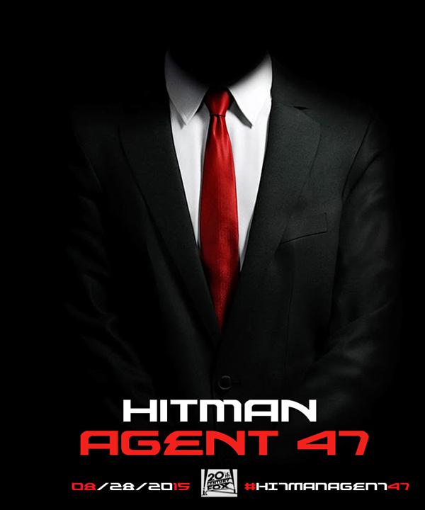Alternative Hitman Movie Poster On Behance