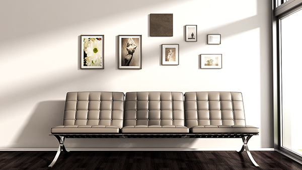 Barcelona Sofa On Behance