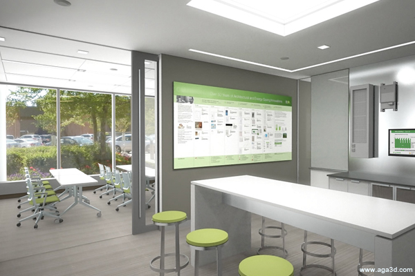 Aga3d for Moad interior designs