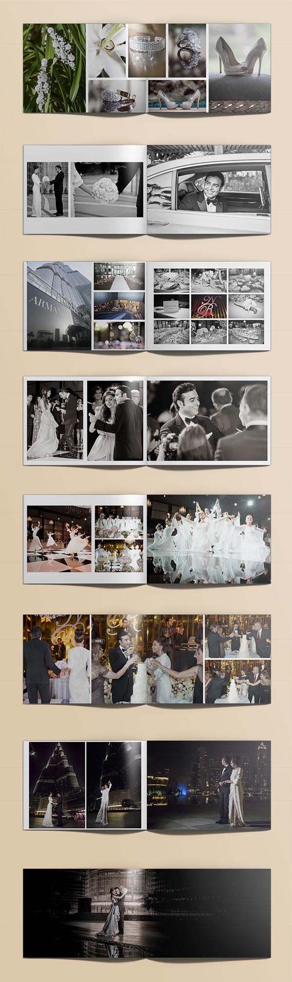 優秀的18套照片排版設計欣賞
