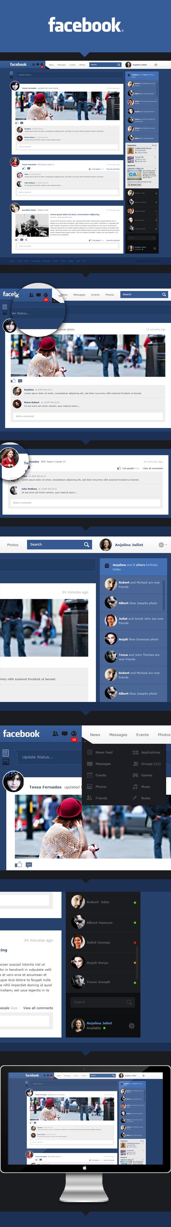social media social netoworking Website online Freelance freelancer