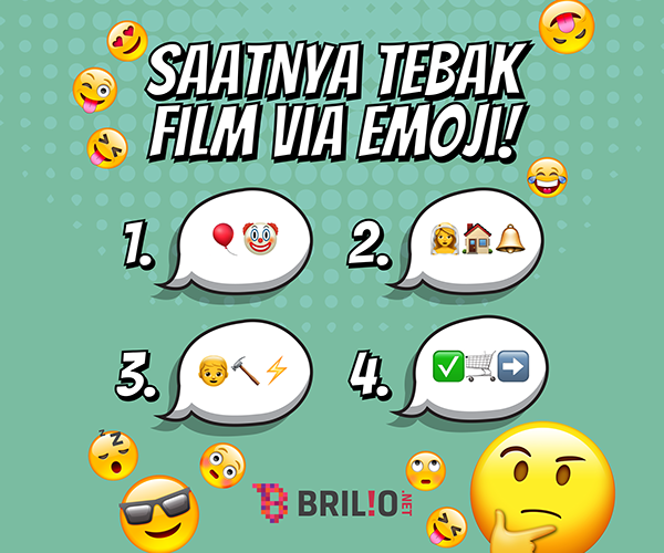 Guess film's title based on emojis