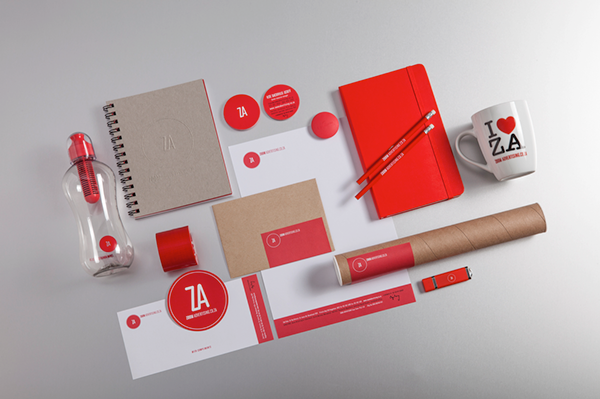 Agency branding on behance for Interior design branding agency