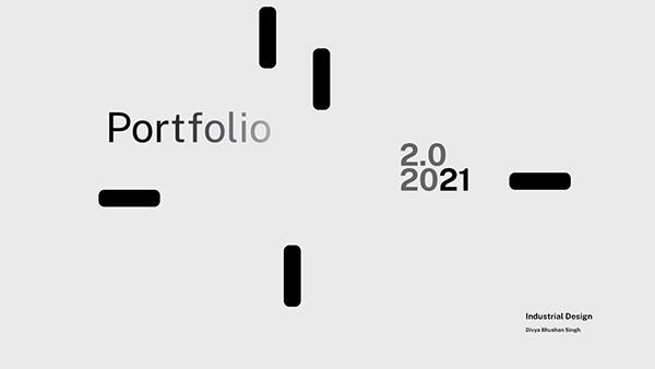 Industrial product Design portfolio
