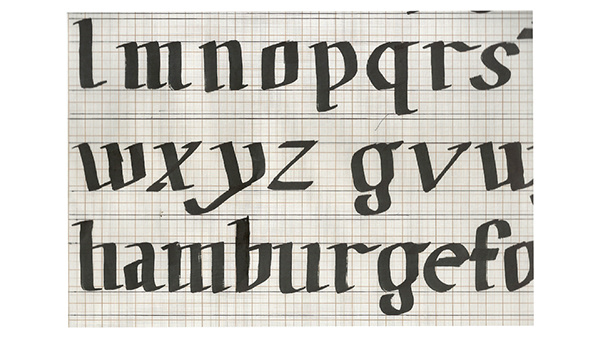 Dittone / Tipografia