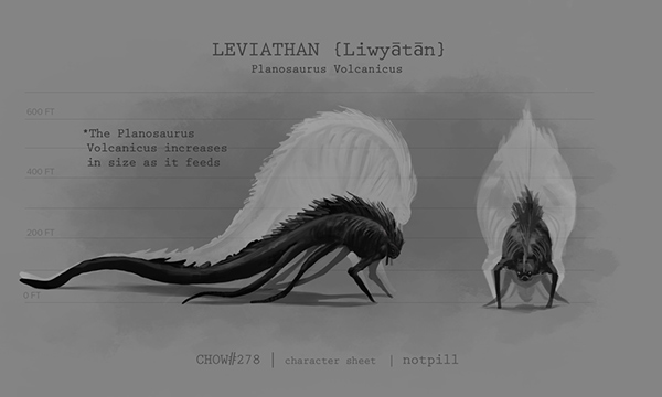 science fiction leviathan