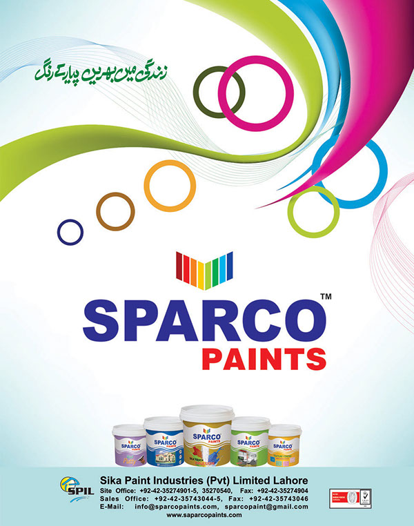 sparco paints Sparco paints a leading manufacturer of premium-quality residential and  commercial coatings.