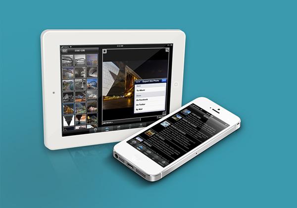 iphone UI ux