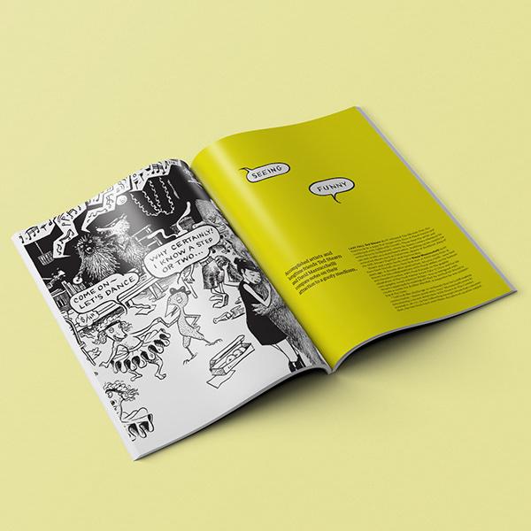 RISD xyz Alumni Magazine