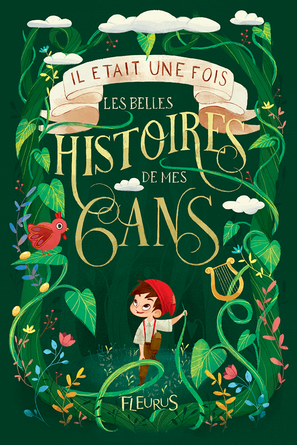 Children S Book Covers For Fleurus Editions On Wacom Gallery