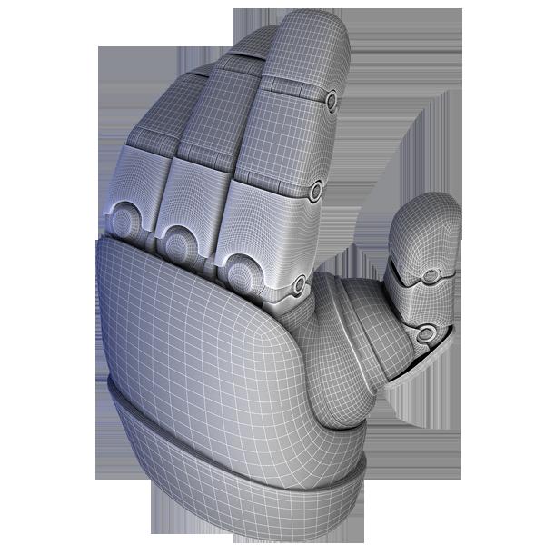 Big Hero 6 - Baymax 3D Model Fan Art on Behance