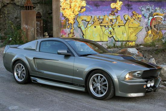 Image Gallery 2005 Mustang Eleanor