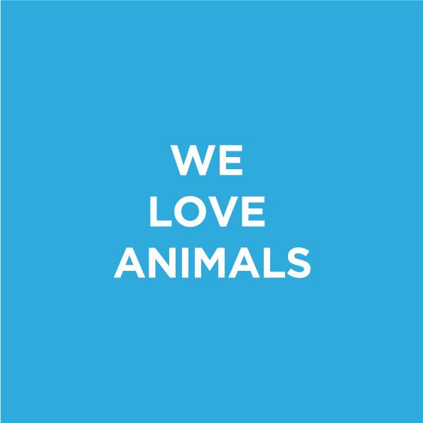 we should love animals
