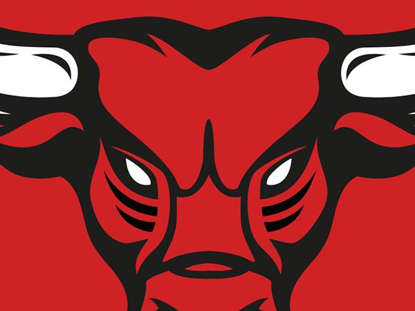 Chicago Bulls Logo Concept On Behance