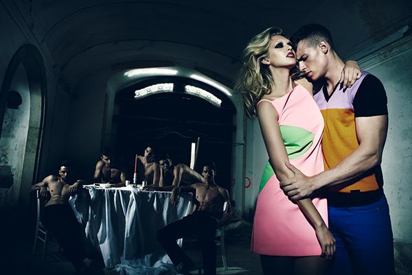 EDITORIAL vienna fashion night