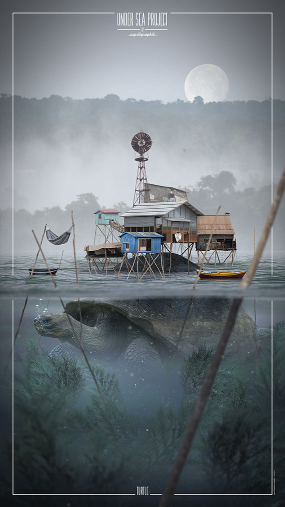 sea phantasmagoria