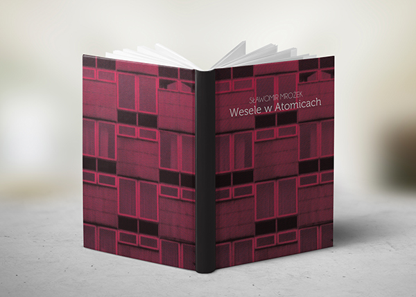 Wesele W Atomicach Book Design On Behance