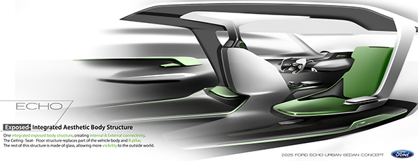 Wards Auto Interior Competition On Behance