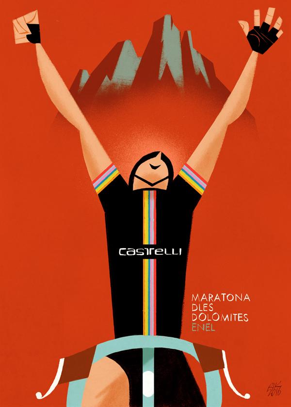 cyclism cycle Marathon Bike mountain dolomites