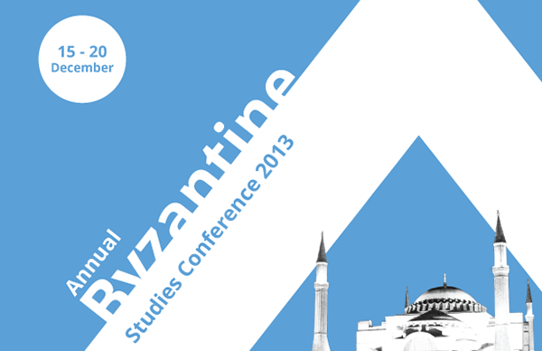 Annual Byzantine Conference Invitation 2015 on Behance