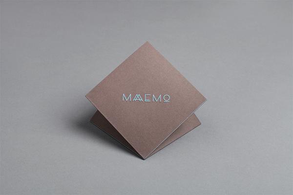 Maaemo On Behance