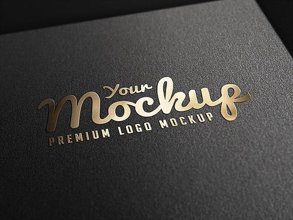 Your Mockup - Logo Mockups VOL.1 on Behance