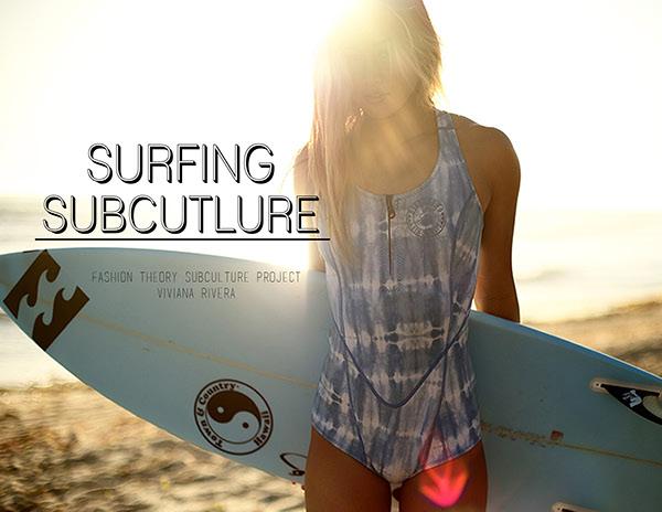 Surfing Subculture Profile On Scad Portfolios