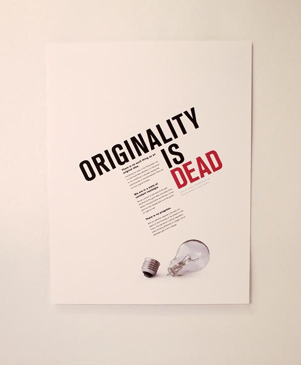 Postmodernism Poster on Behance