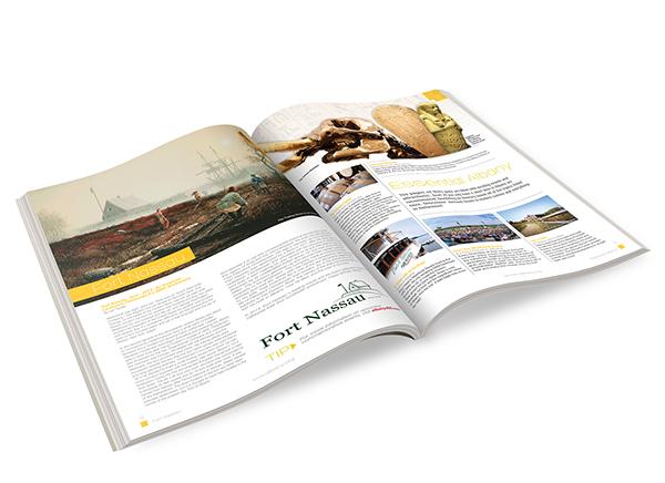 magazine Albany Visitors Guide tourism