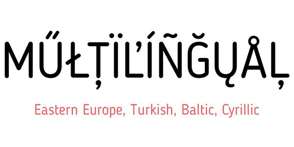 Free font Cyrillic custom typeface blogger