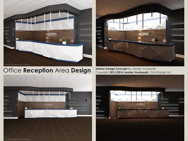 Office reception area interior design concept 2013 on for Interior design for office reception area