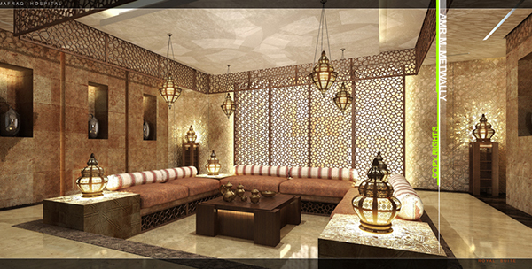 Al Mafraq Hospital Interior Design AbuDhabi on Behance