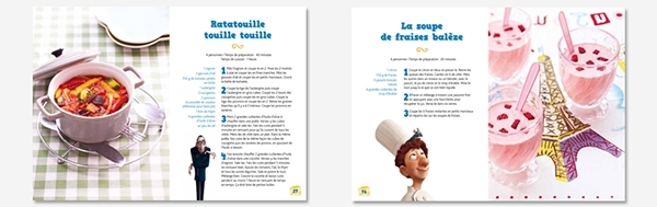 Ratatouille on behance for Tout le monde peut le cuisiner 94