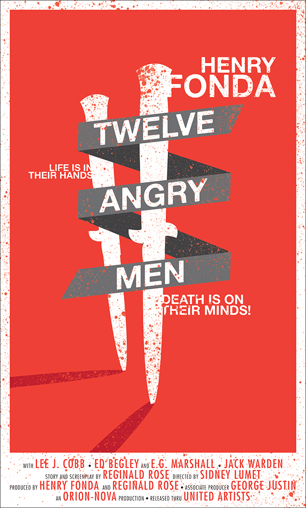 The 12 angry men movie cover
