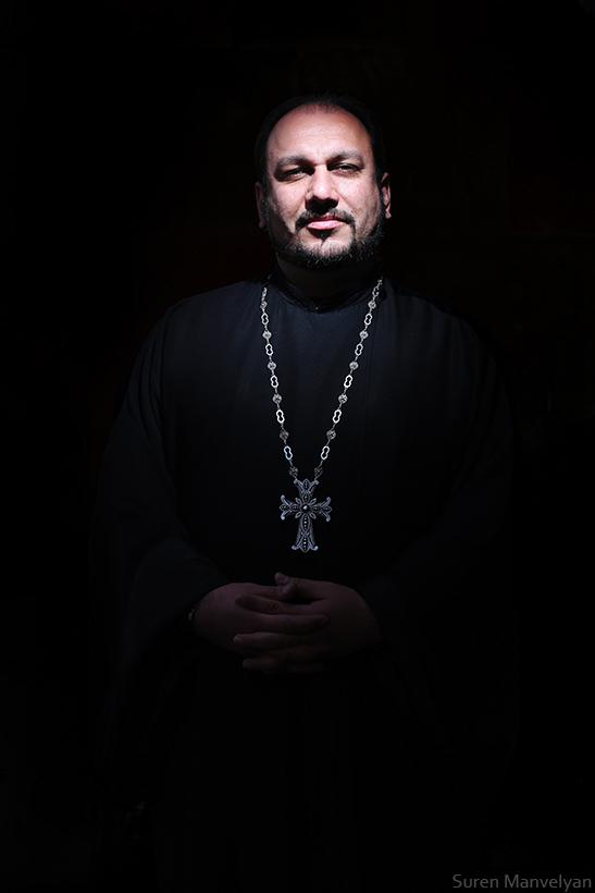 priest Armenia darkness religion church religious