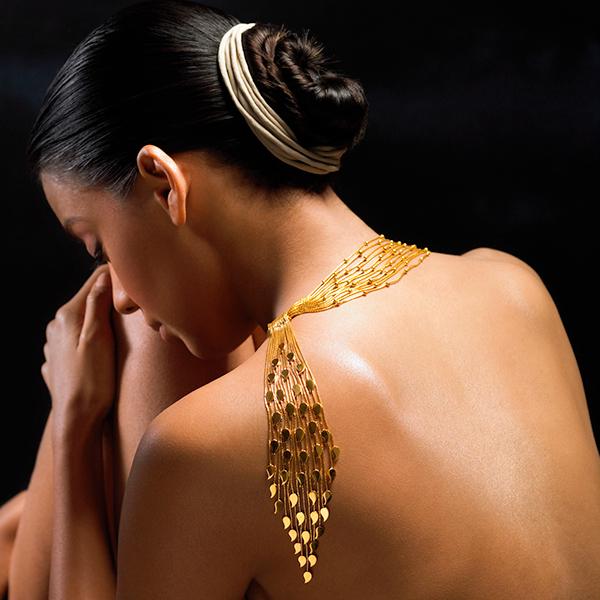 Jewellery world gold council mugdha godse gold israr qureshi
