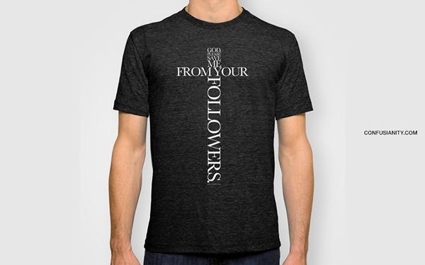 t-shirt tshirt Clothing apparel American Apparel shirt shirts God religion faith Save Me church Christian Christianity