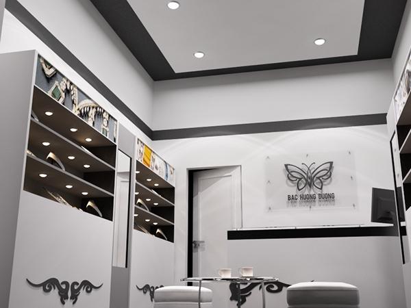 Small Silver Jewellery Store On Behance,Flooring Design Center