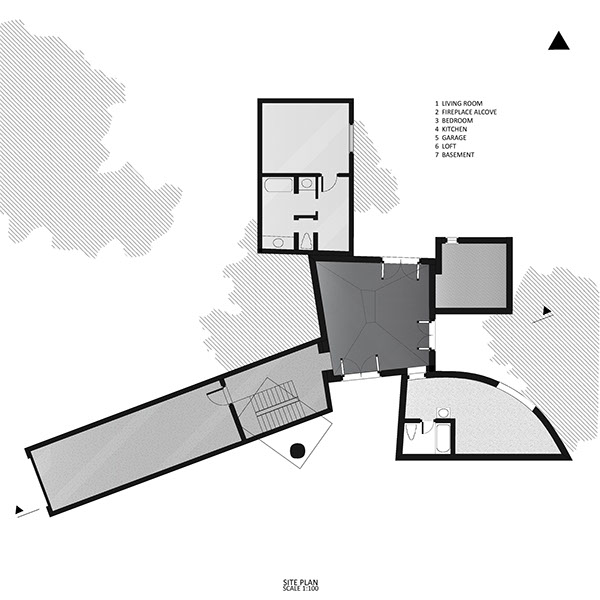 Image Result For House Plan Minimalist