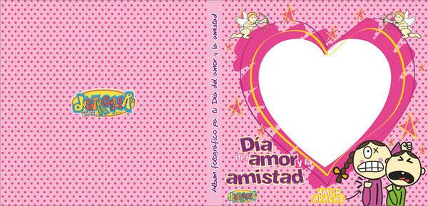 Lbum fotogr fico distroller d a del amor on behance - Album para san valentin ...
