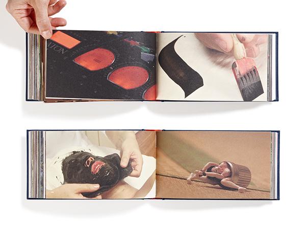 contemporary art book video art