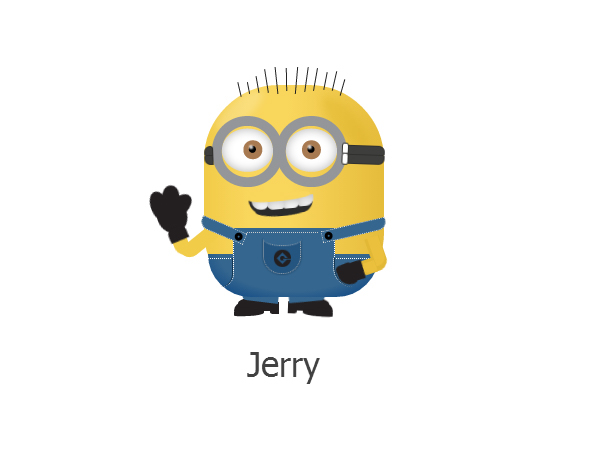 Minions in Pure HTML/CSS on Behance
