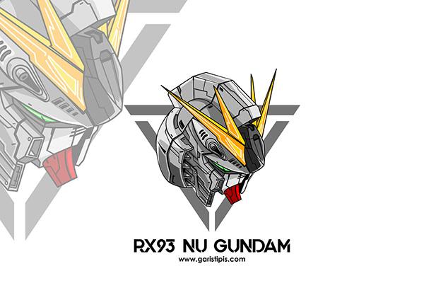 RX93 NU Gundam
