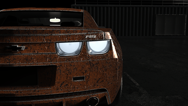 Auto rendering
