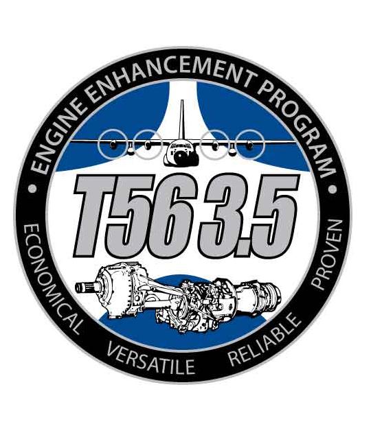 Rolls-Royce - T56 Series 3.5 Engine Seal/Coin Art on Behance