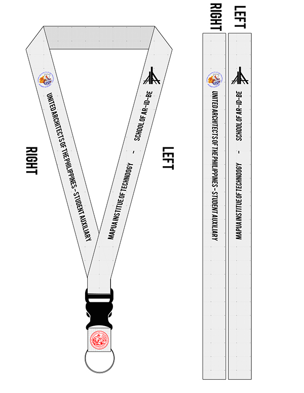 lanyard design for mit school of ar id int on behance