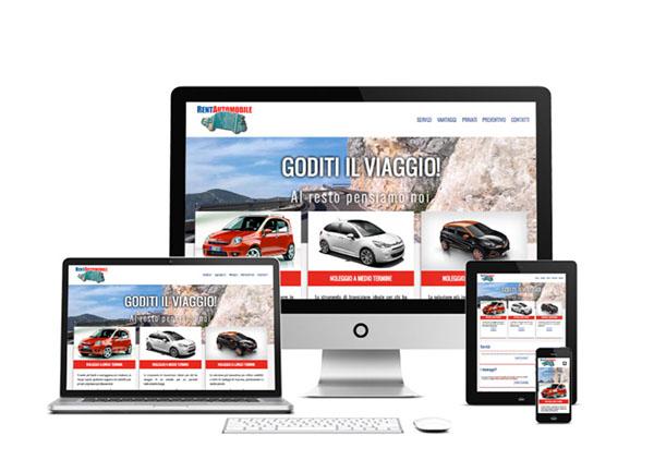 Cars Rent Web noleggio Auto