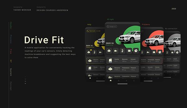 UX/UI   App design 2020