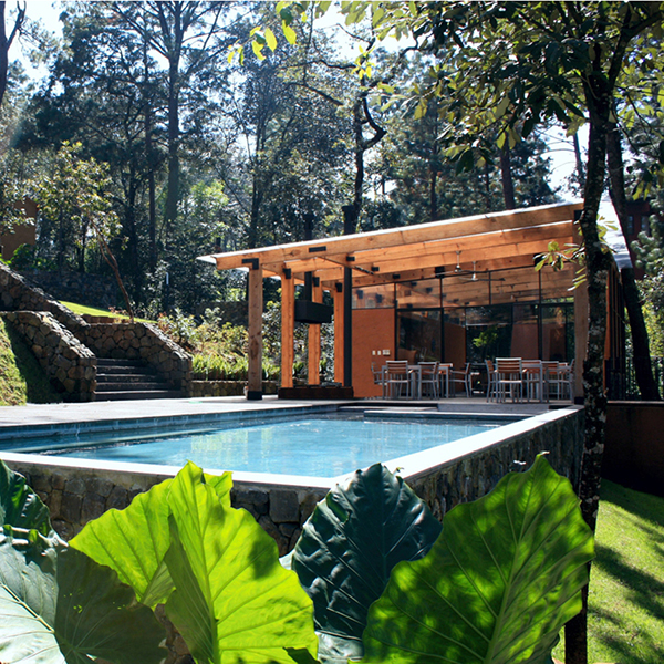 cottage house Mexican Architecture Dear Architects Weekend house mexico arquitectura